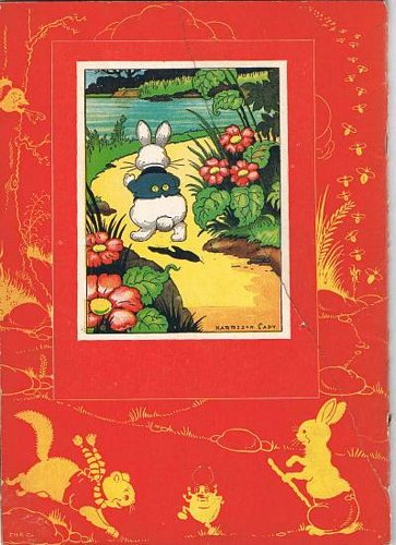 Peter Rabbit Puts on Airs by Thornton W. Burgess H. Cady