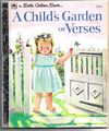 A Child's Garden of Verses Little Golden Book 1957