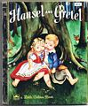 A Little Golden Book Hansel and Gretel 1982 Eloise Wilkin
