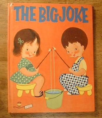 Wonder Book The Big Joke 1955 - Click Image to Close
