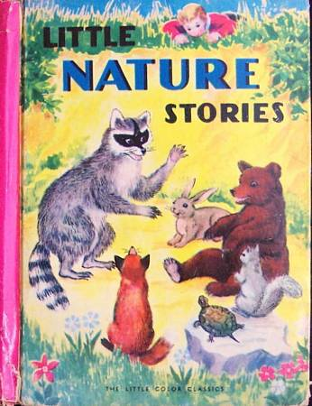 Little Nature Stories 1940 - Click Image to Close