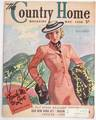 1938 May Country Home Magazine Woman In Spring Suit