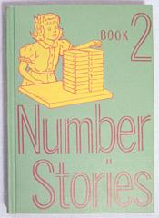 Number Stories Book 2 Scott Foresman 1946-47 Mint Condition