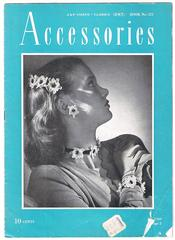 1945 JP Coats Accessories Crochet Book No. 221