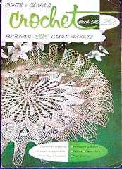 1957 Coats Clark Crochet Book 516
