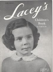 Lacey's Children's Book 2-4 and 6 years Volume 21