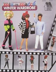 Barbie Crochet Mix-N-Match Winter Wardrobe Patterns