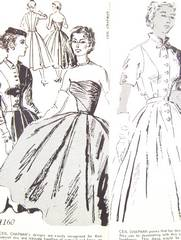 1950's Spadea Fashions Pattern Catalog