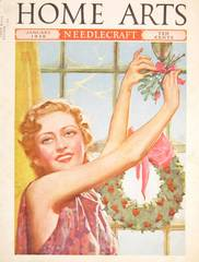 1938 January Home Arts Needlecraft Magazine