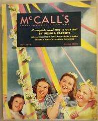 May 1942 WWII Era McCall's Magazine