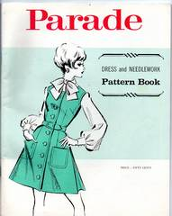 1969 Vintage Parade Dress and Needlework Pattern Book