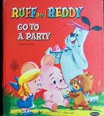 Ruff and Ready Go To A Party 1953 Tell A Tale Book