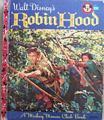 Walt Disney's Robin Hood Little Golden Book 1955